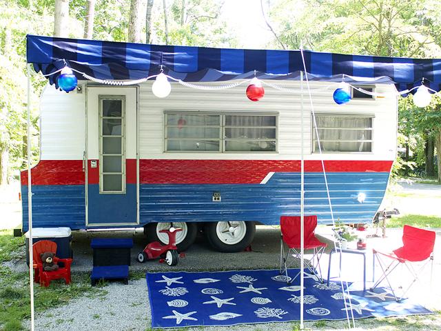 Brilliant 14 Camper Decorating Ideas  RV Decor Pictures