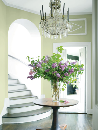 Benjamin moore 2015 color of the year best interior Benjamin moore country green