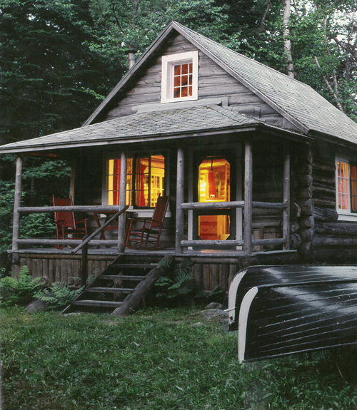 Log cabin homes log house living designs and ideas Country log home