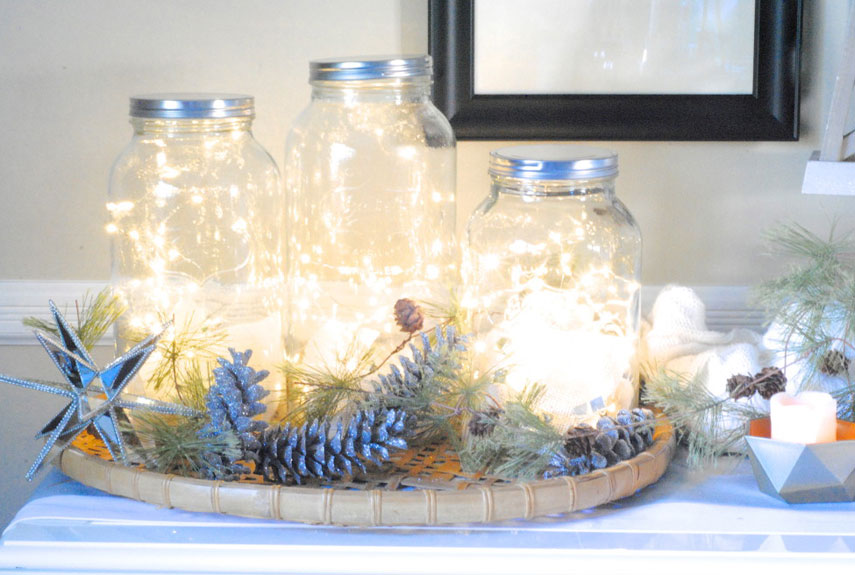 43 Mason Jar Christmas Crafts - Fun DIY Holiday Craft Projects