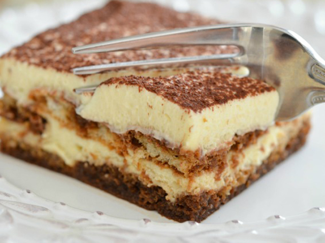 Baked dessert recipes easy