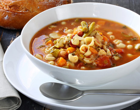 13 Best Minestrone Soup Recipes - How to Make Minestrone Soup