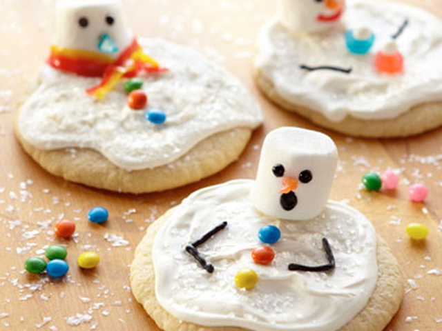Easy christmas cookie candy recipes