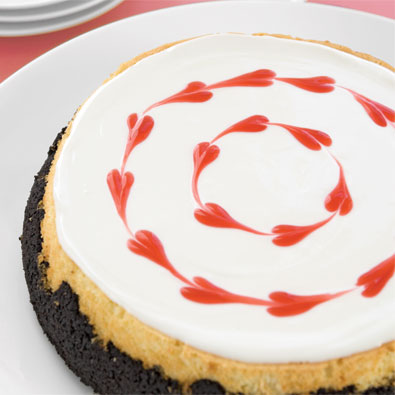 sweetheart cheesecake