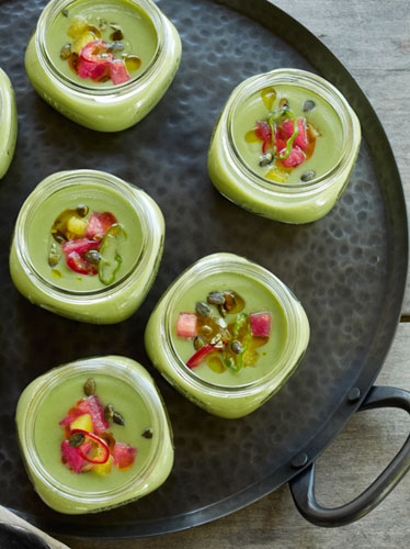 30 Cold Summer SoupsRecipes for Chilled Gazpacho and Cucumber Soup
