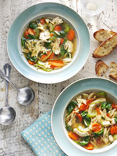 50 Best Soup Recipes Easy Homemade Recipes For Soup Country Living