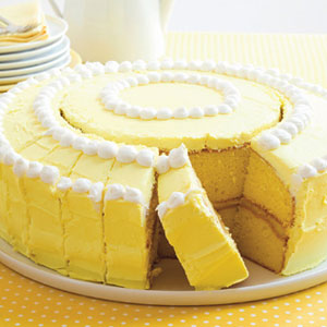Vanilla cake from scratch recipe easy