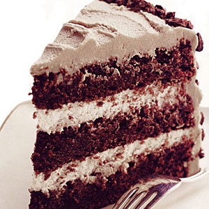 German Chocolate Cake With Caramel Icing