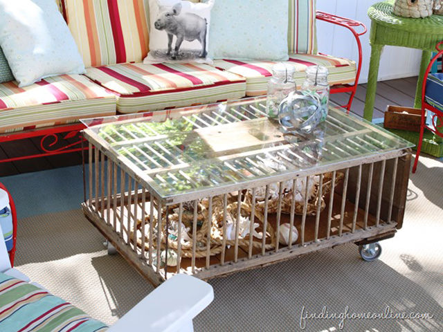 15 Diy Coffee Tables To Make Your Living Room Stand Out