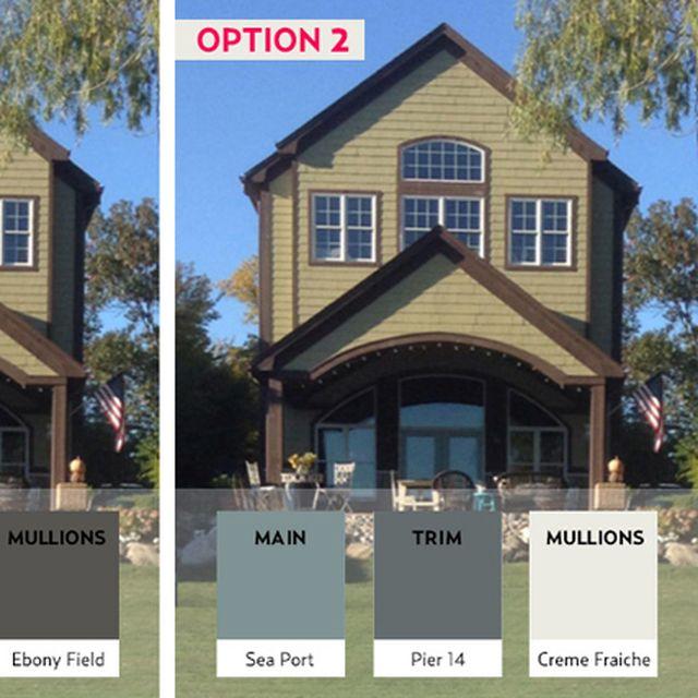 lake home exterior paint colors valspar color connect app. Black Bedroom Furniture Sets. Home Design Ideas