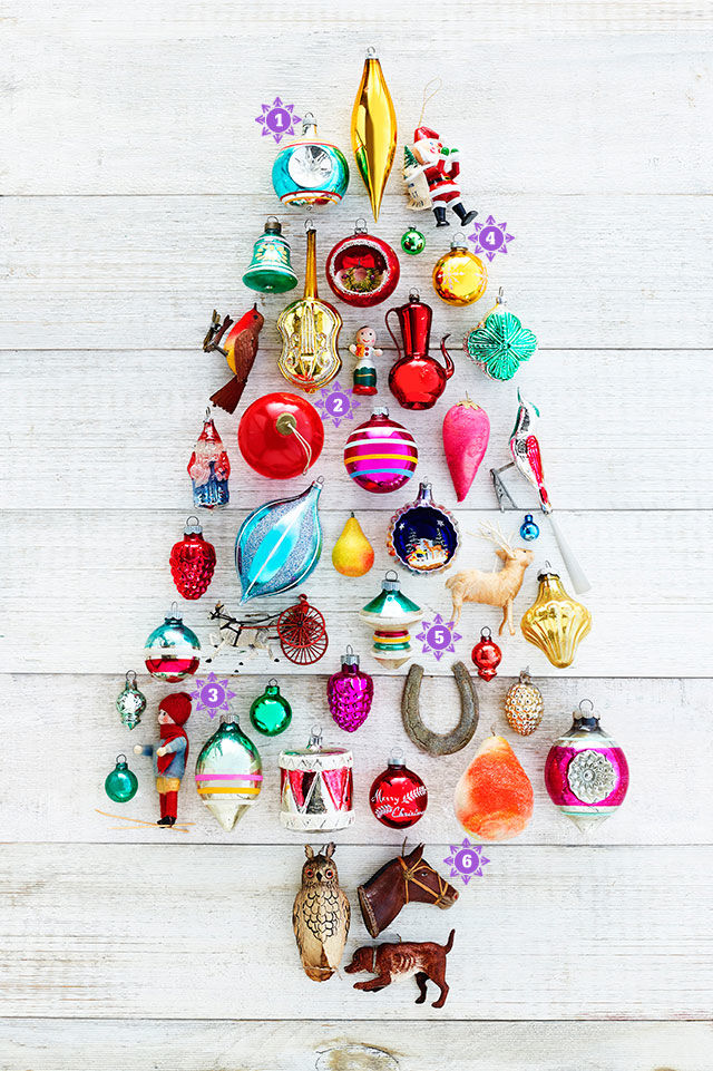 collectible vintage christmas ornaments and value