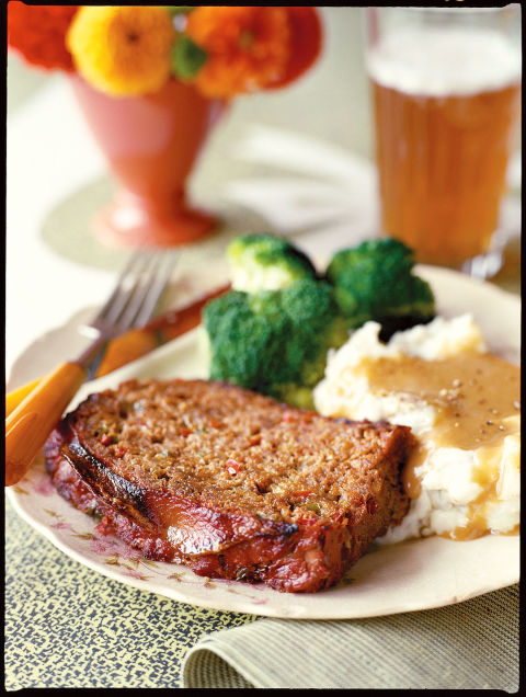 Traditional Meat Loaf Recipe