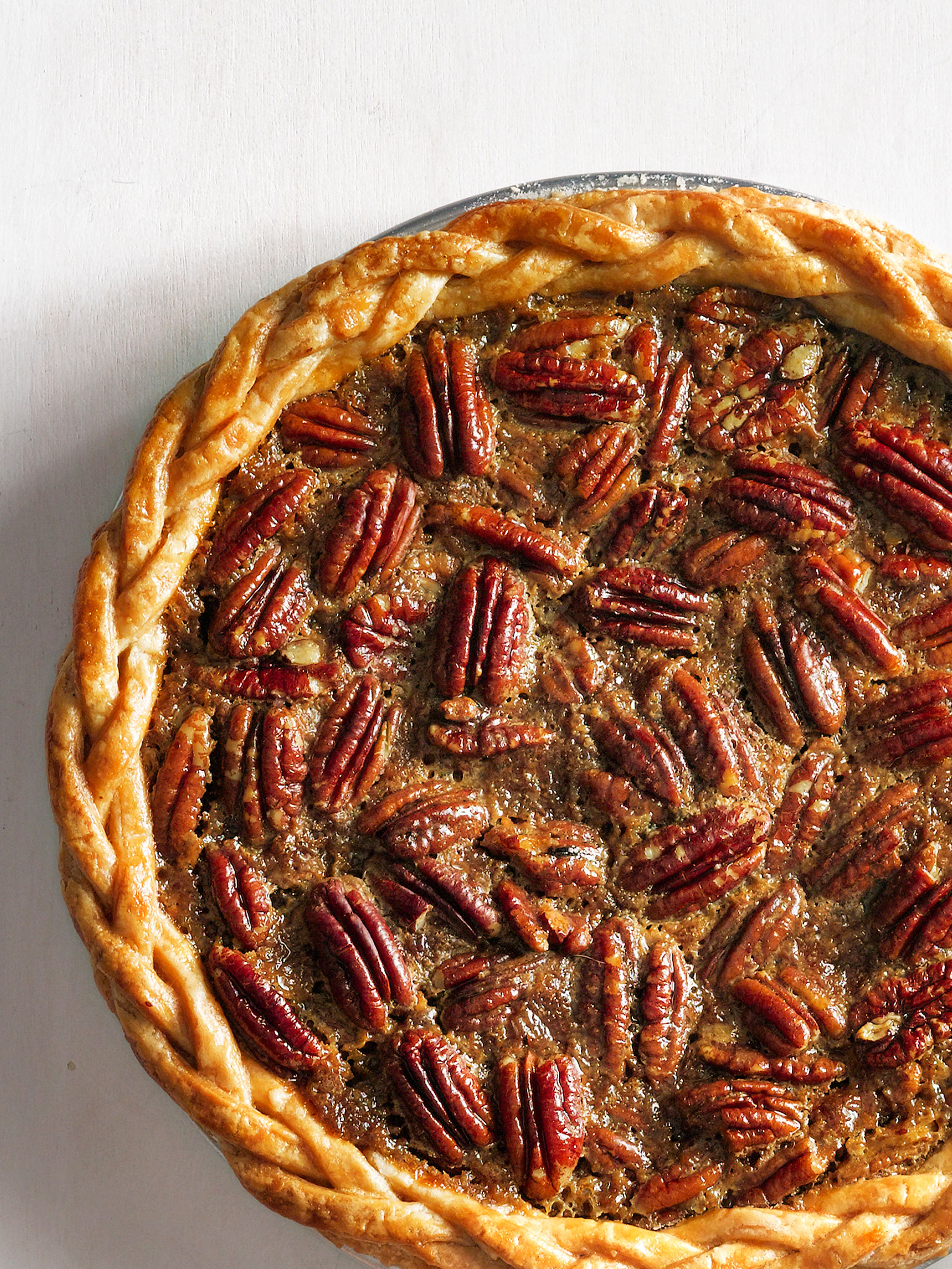 Old-Fashioned Pecan Pie Recipe