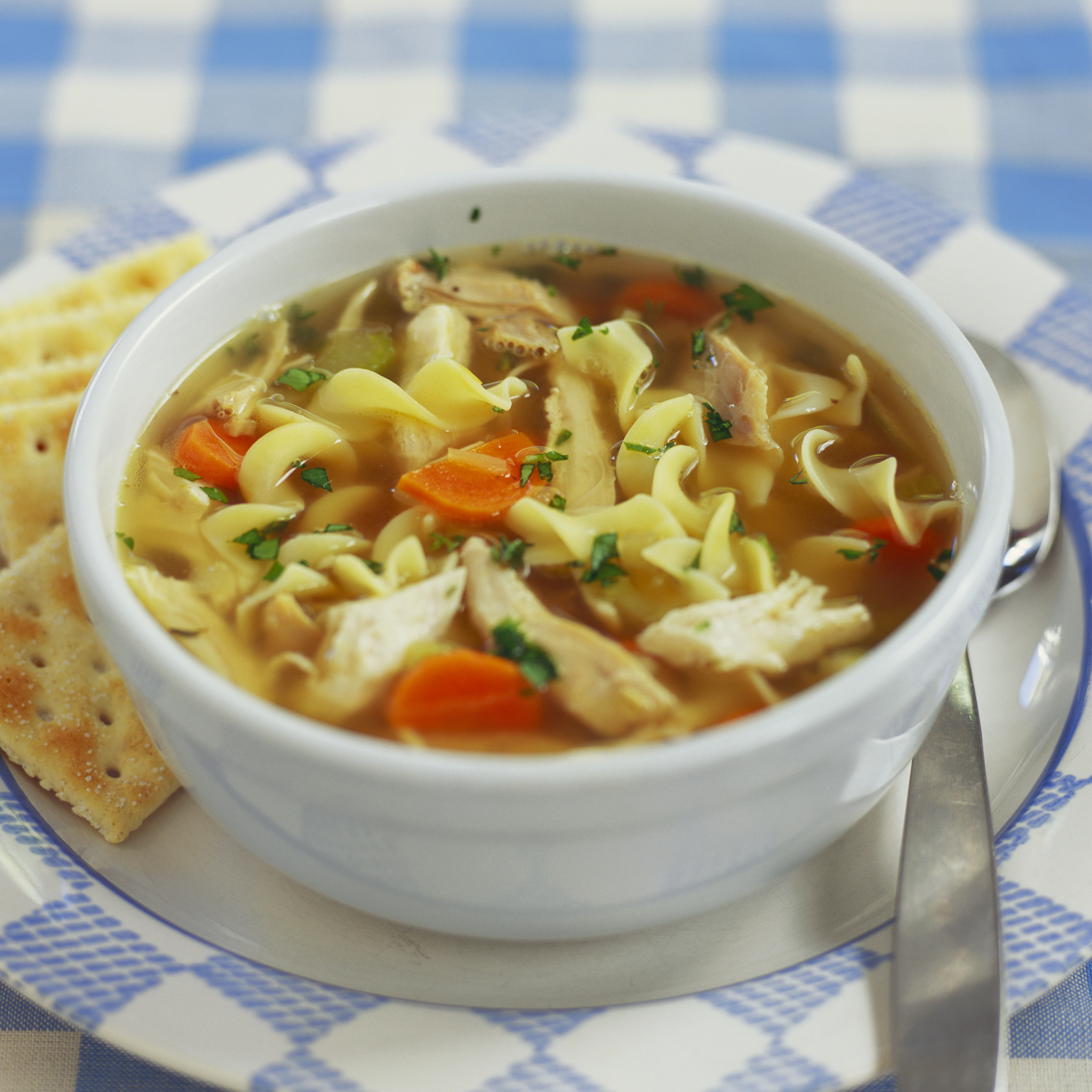 How To Make The Best Homemade Chicken Soup From Youtube