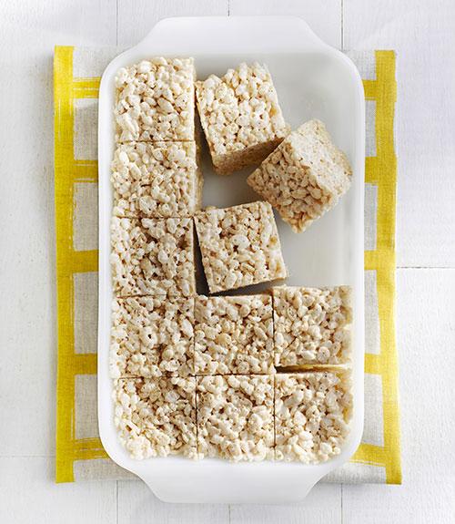 19 Rice Krispie Treats Recipes