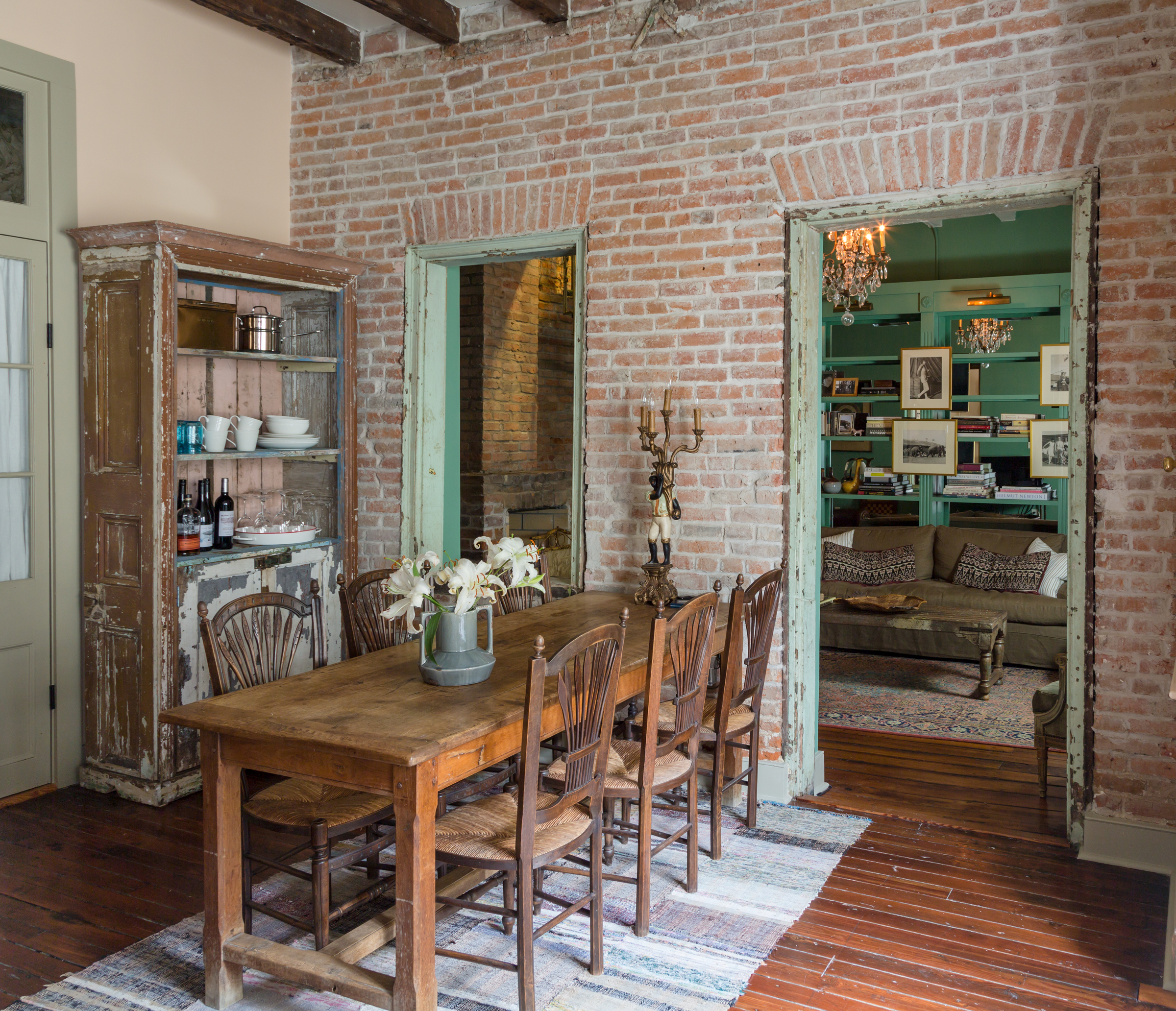 Home Decor New Orleans: Logan Killen Interiors New Orleans Home
