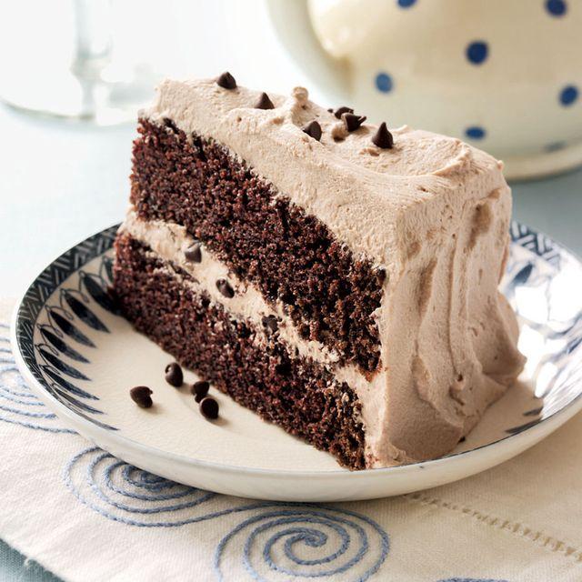 gianna chocolate whipped cream cake