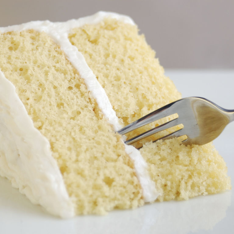 Vanilla Cake Recipe: Simple Recipe For Vanilla Cake