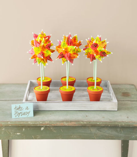 Diy Ideas Summer: Craft Projects For Entertaining