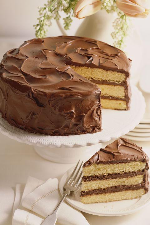 22 Homemade Birthday Cake Ideas Easy Recipes for Birthday Cakes