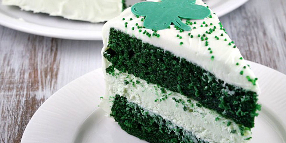 cake in a jar recipe st s day recipes st patricks day 2251