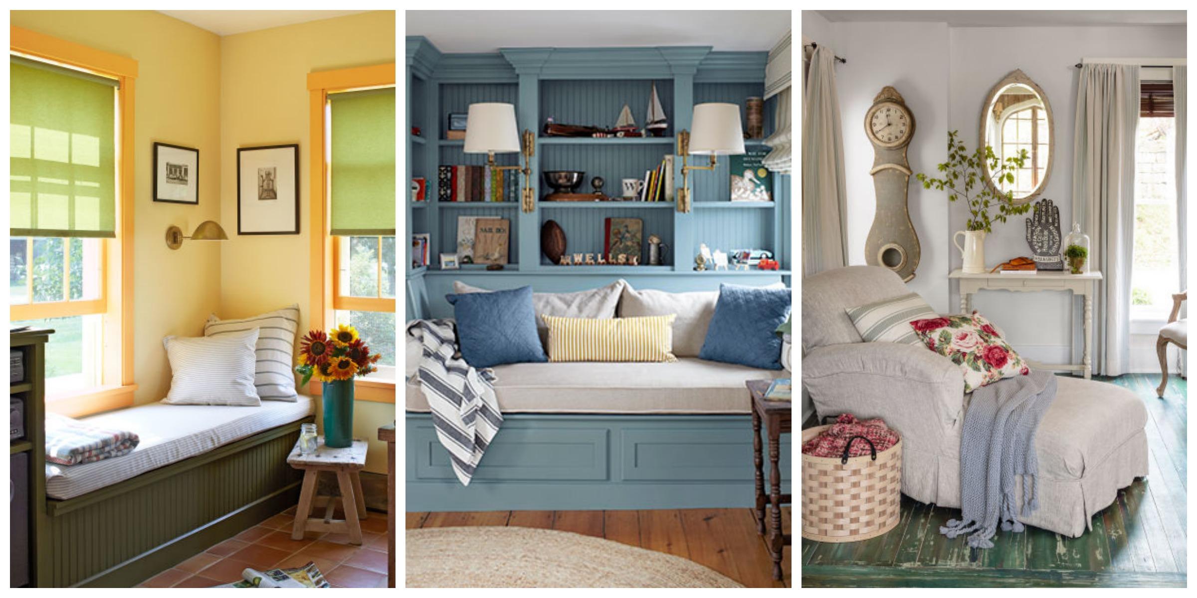 Reading Nooks - Cozy Decorating Ideas on Nook's Cranny Design Ideas  id=47543