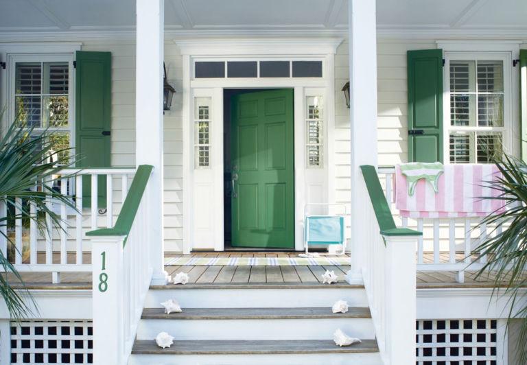 Porch Paint Colors Ideas Home Painting