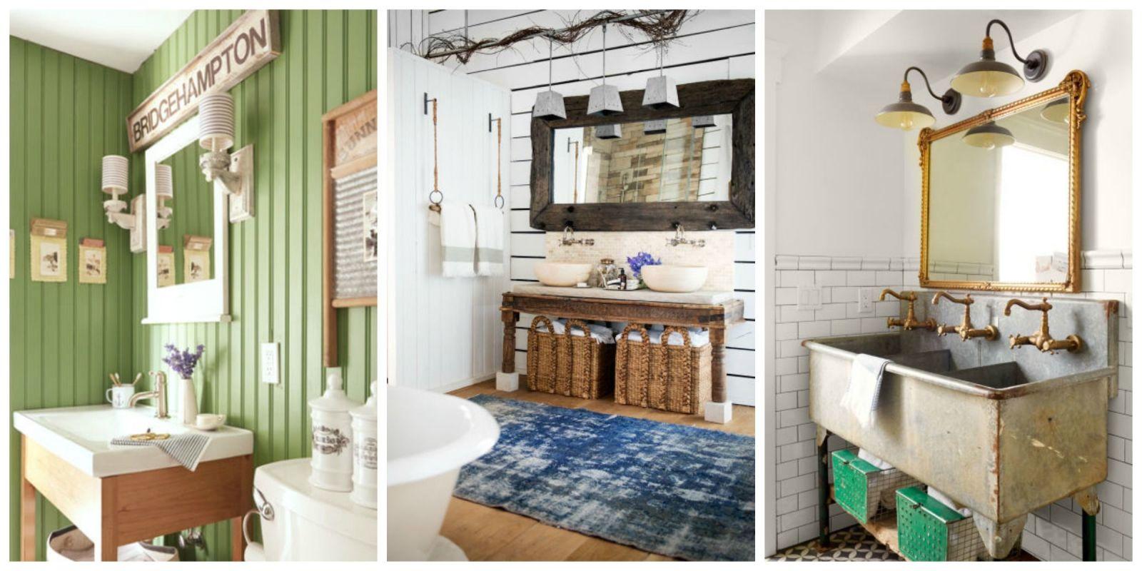 free home decorating ideas photos - 90 Best Bathroom Decorating Ideas Decor & Design