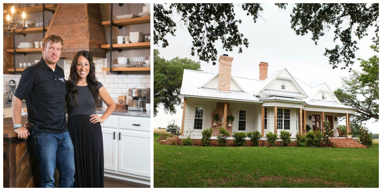 Chip And Joanna Gaines Home Address Euffslemani