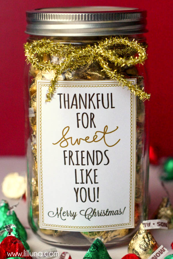 cute christmas picture ideas for friends - 37 Mason Jar Christmas Crafts Fun DIY Holiday Craft Projects