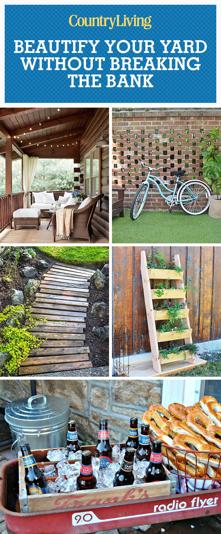 54 DIY Backyard Design Ideas - DIY Backyard Decor Tips on Affordable Backyard Ideas id=48181