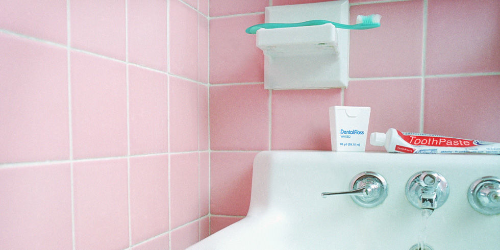 pink tiles bathroom are pink bathrooms a comeback 13977