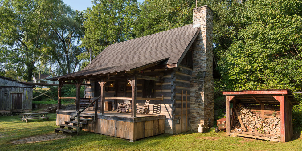 Knoxville tn log home builders homemade ftempo for Log cabin kits knoxville tn