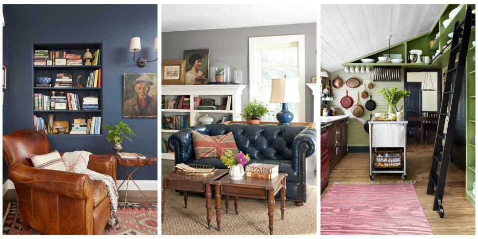 Warm Earth Tone Interior Paint Colors