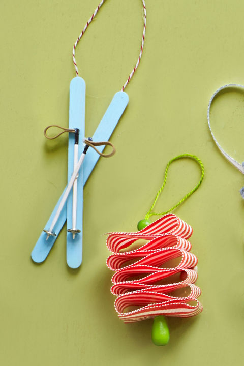 The best diy christmas tree ornaments to make easy