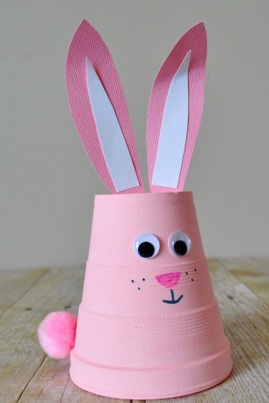 bunny craft ideas 40 easter crafts for diy ideas for kid friendly 1182