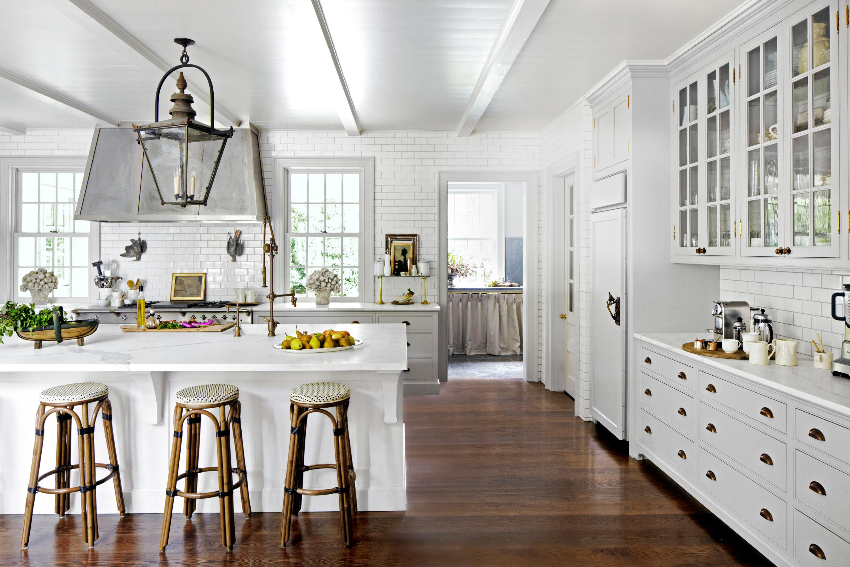 24 Best White Kitchens - Pictures of White Kitchen Design ...