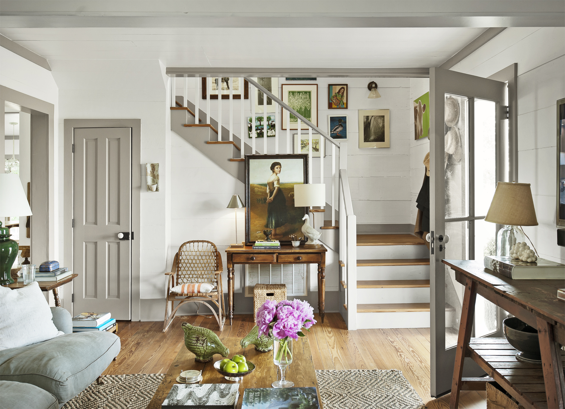 Captivating Dining Room Entryway Decorating Gallery