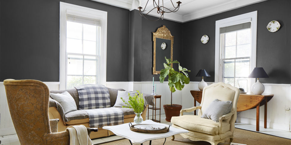 What Paint Finish To Use In Living Room Living Room