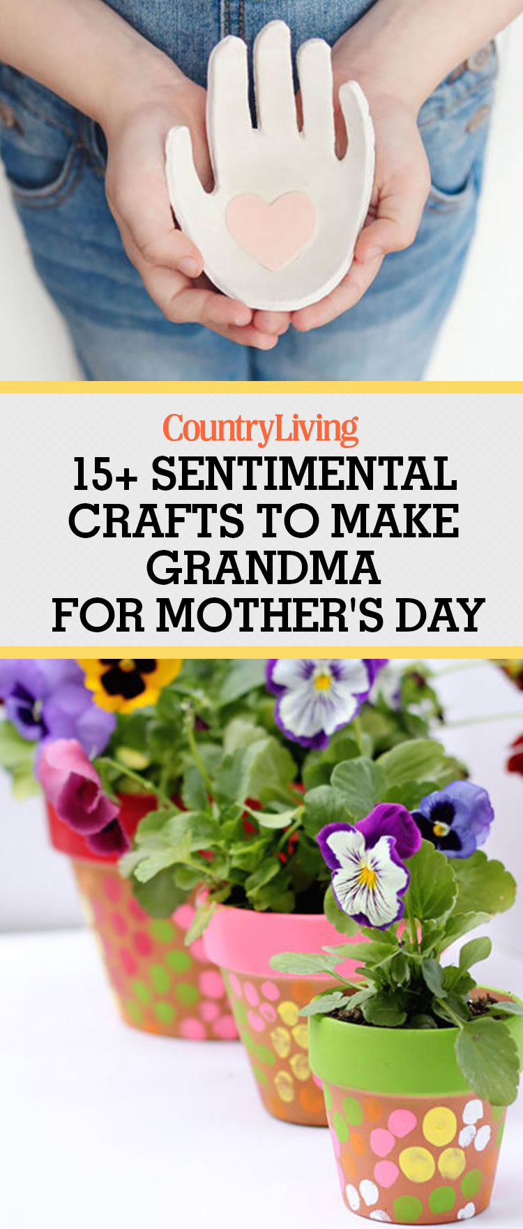 15 Best Mother's Day Gifts for Grandma - Crafts You Can ...