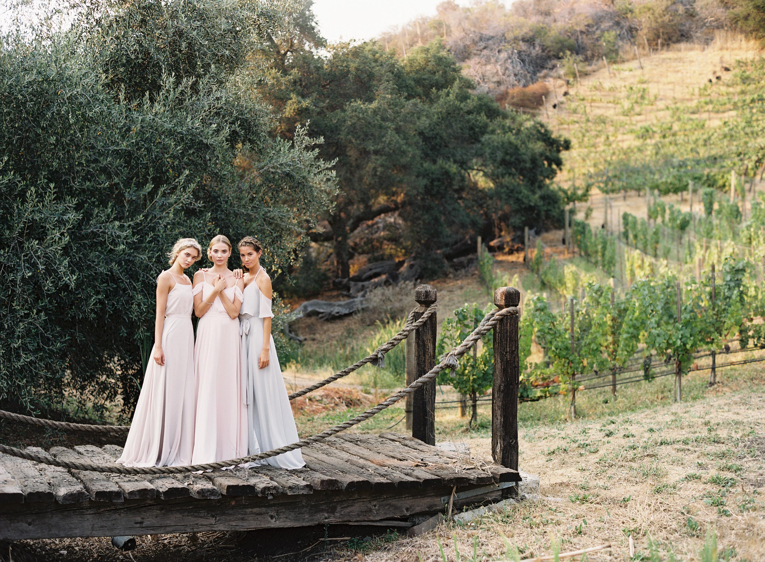 Elegant Outdoor Wedding Images - Wedding