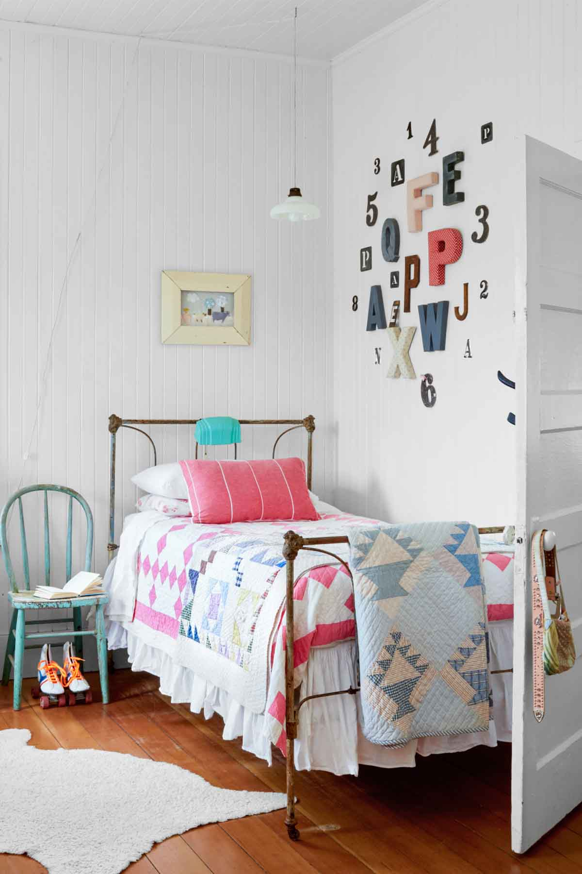 12 Fun Girl's Bedroom Decor Ideas - Cute Room Decorating ... on Girls Bedroom Ideas  id=57246