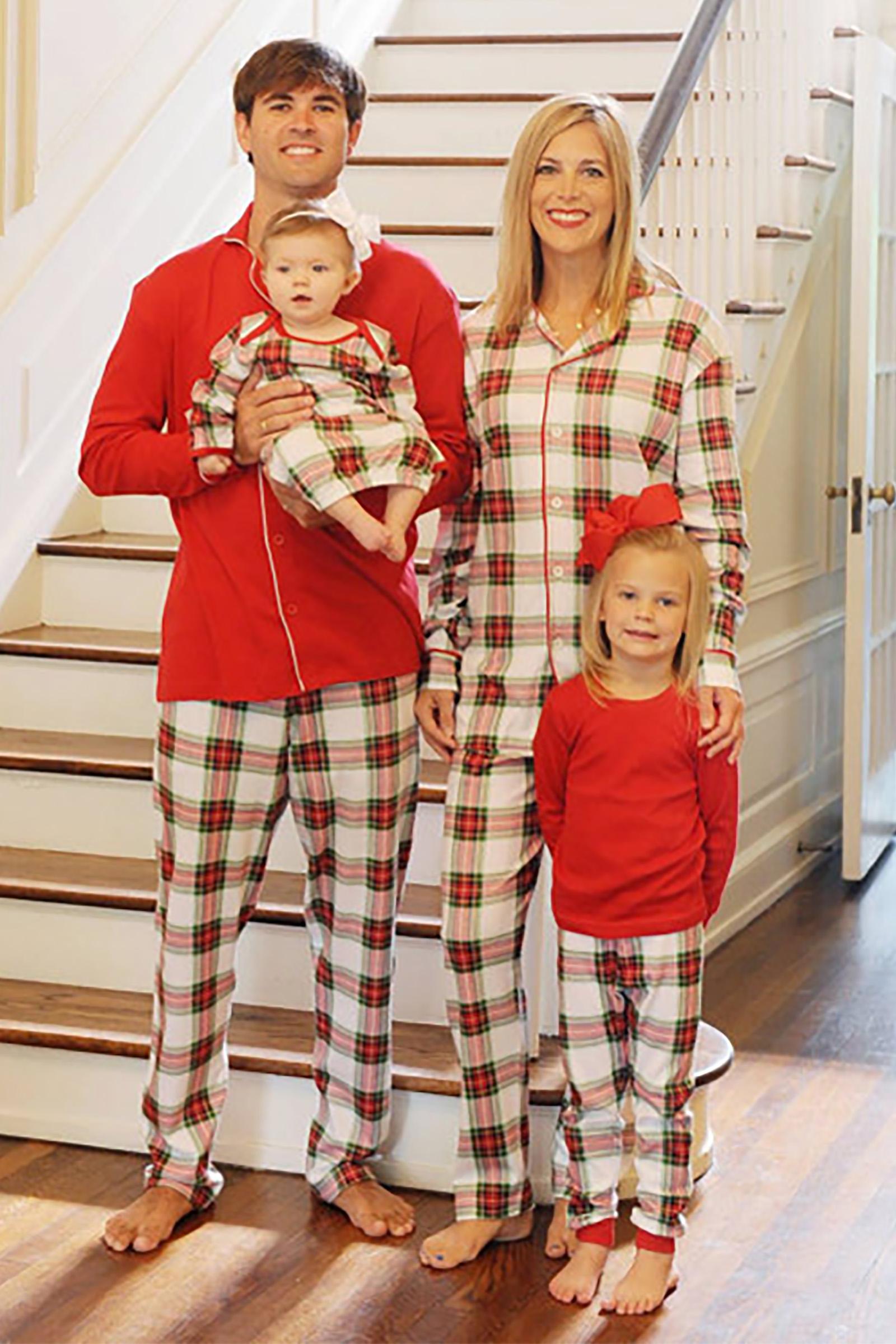 15 Matching Family Christmas Pajamas - Cute Holiday ...