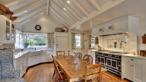 54e9d8ec5b678   by the way cottage in carmel california 16 - 5 Fantastic Farmhouse Decor Ideas