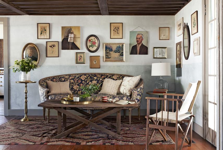 old living rooms | Centerfieldbar.com