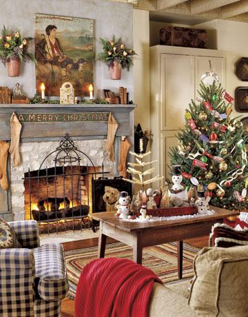 Vintage Christmas Decor My Web Value