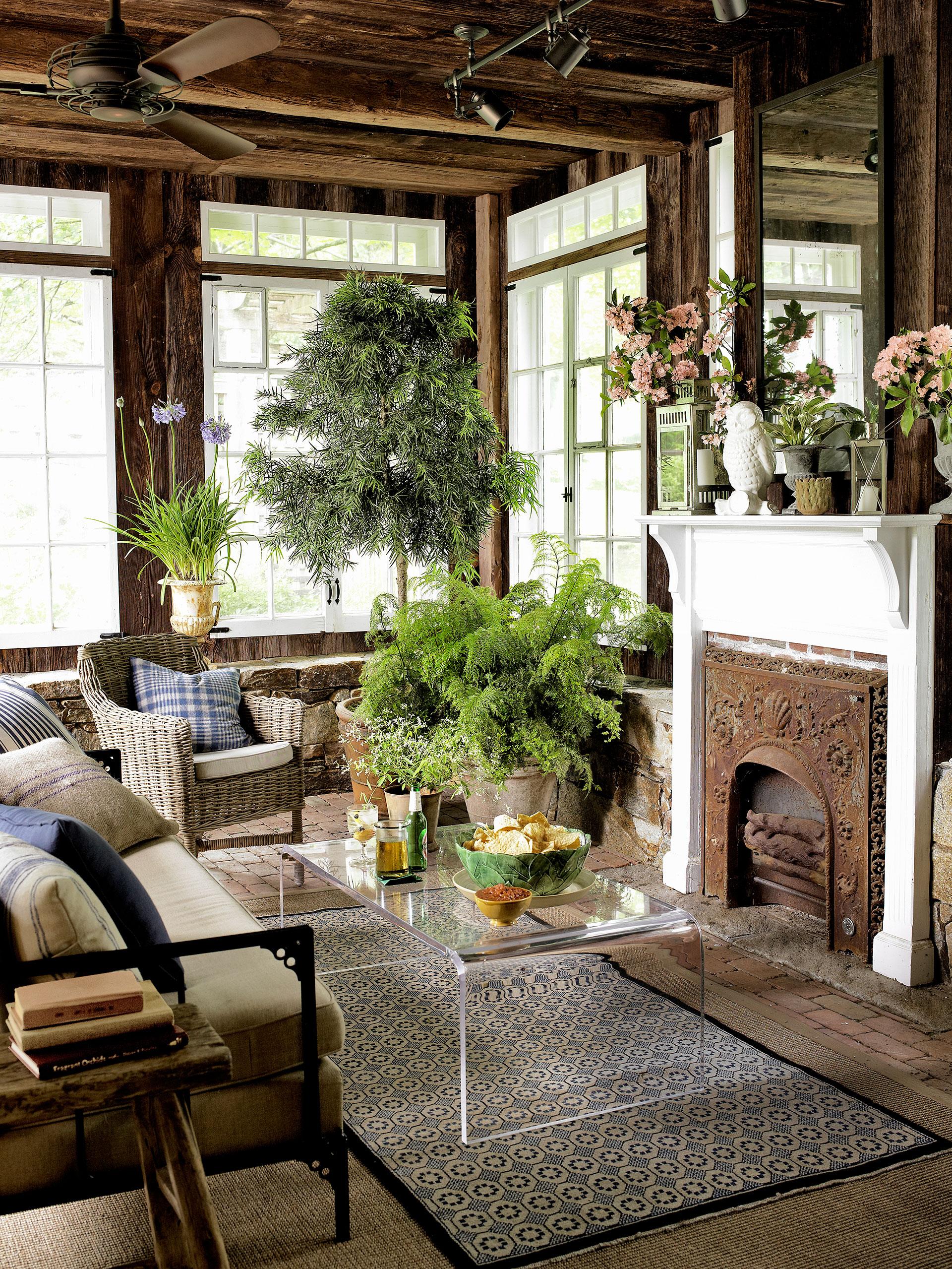 40 Fireplace Design Ideas - Fireplace Mantel Decorating Ideas