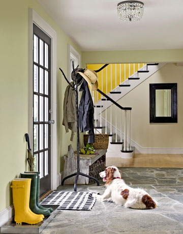Entryway Ideas - How to Decorate Your Entryway