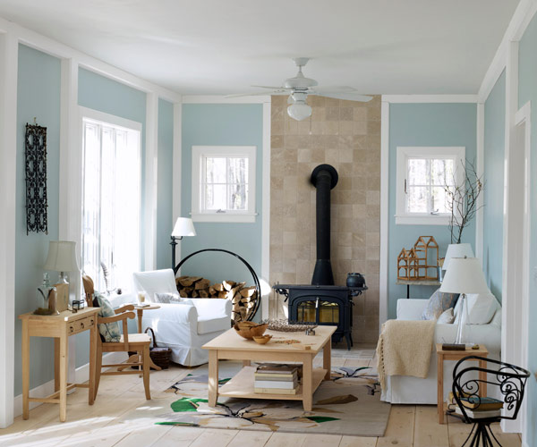simple decor shaker home style - Shaker House Decorating
