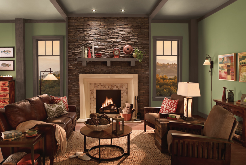 Bold Living Room Colors Country Paint Ideas Centerfieldbar